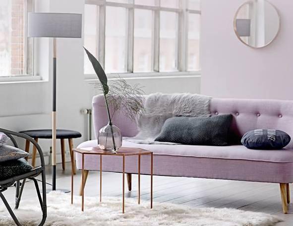 Bloomingville-Sofa