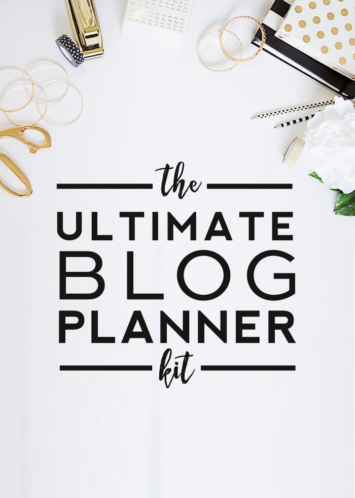 blog-planner-kit